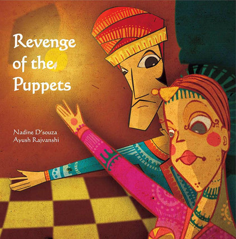 Buy Revenge of Puppets story book by Nandine for children's & kids' online - Shumee
