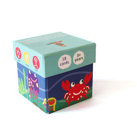 Sea-Side Memory Toy for Toddler | Free Shipping - Shumee