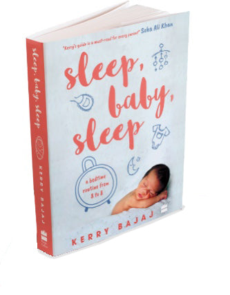 Sleep, Baby, Sleep - Kerry Bajaj
