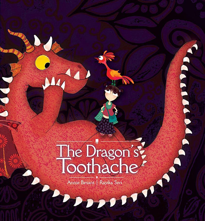 The Dragon's Toothache - Book by Annie Besant | Free Shipping - Shumee