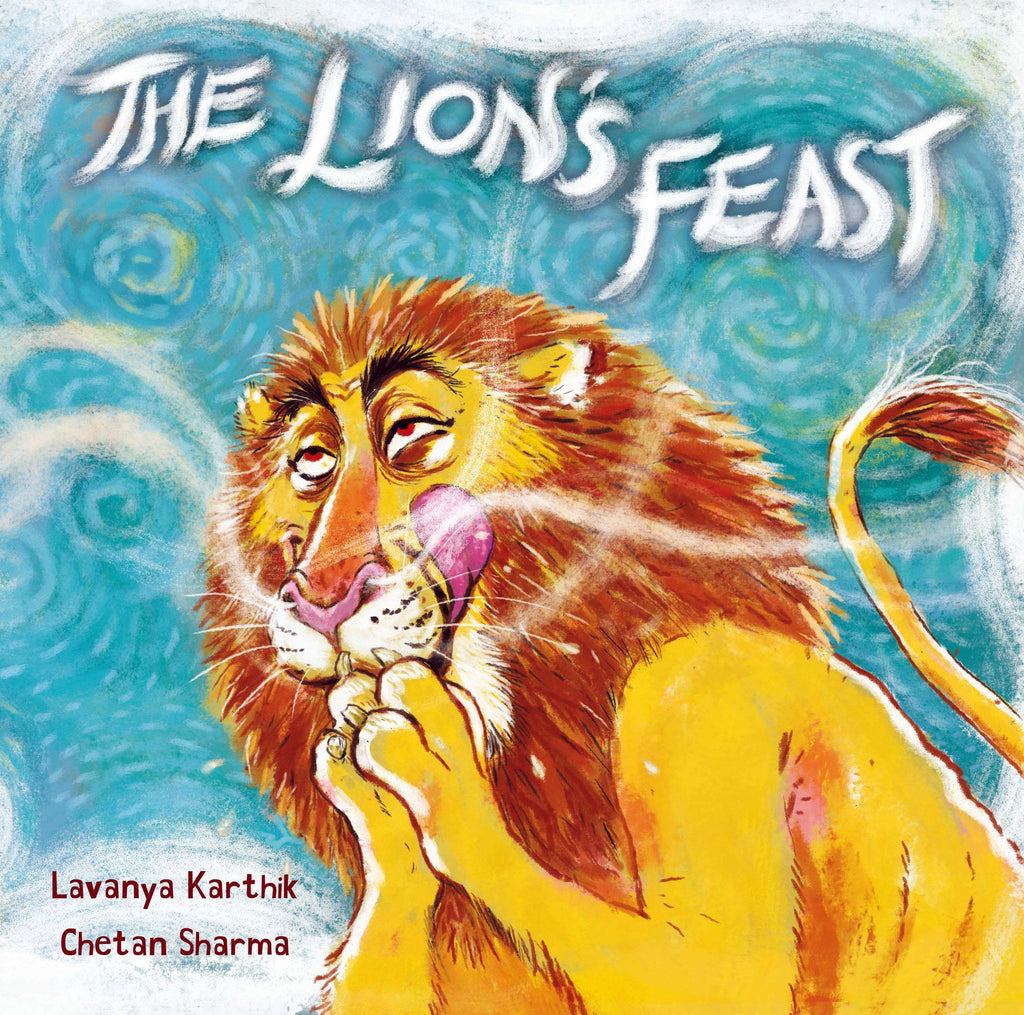 The Lions Feast - by Lavanya Karthik | Free Shipping - Shumee