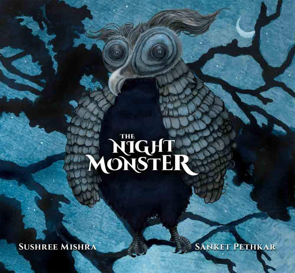 The Night Monster - by Sushree Mishra | Free Shipping - Shumee