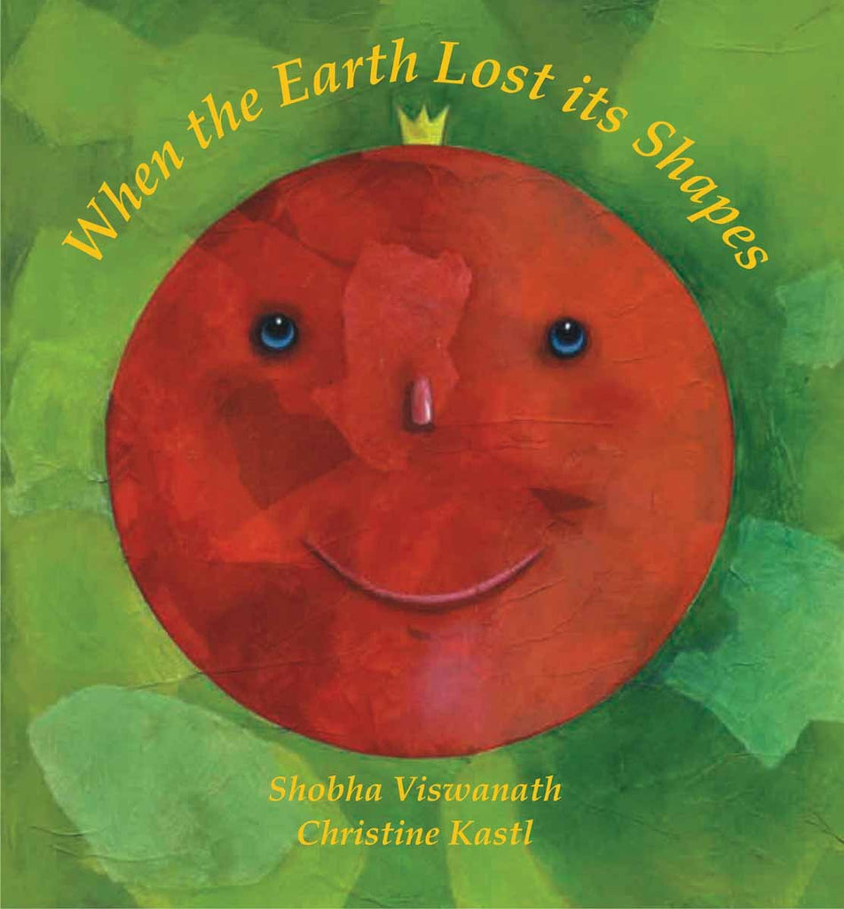 When The Earth Lost Its Shapes- by Shobha | Free Shipping - Shumee