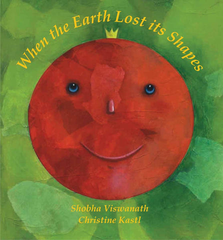 Buy When the earth lost its Shapes by Shobha for kids' & children online - Shumee