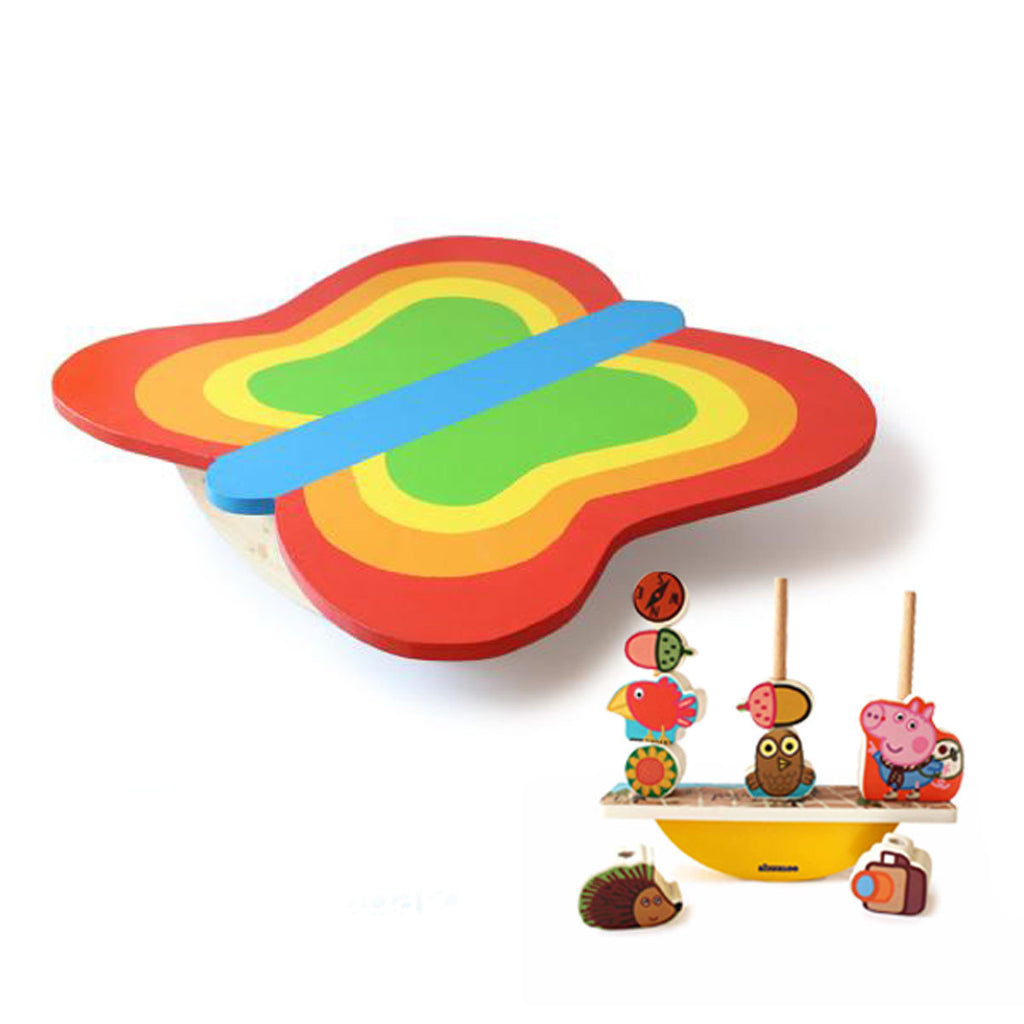 Fun for Kids Balancing Toys Combo