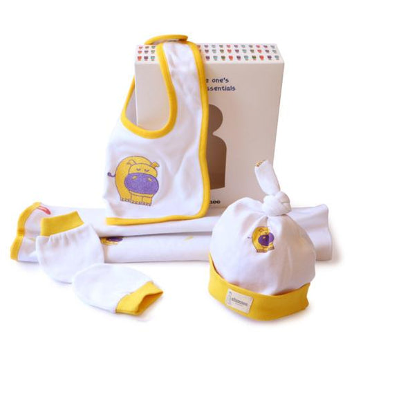 Baby's Little Essentials - Haley the Hippo | Free Shipping - Shumee