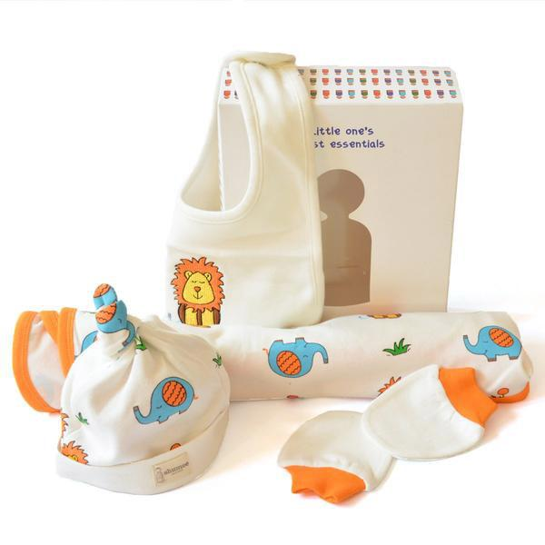 Baby's Little Essentials - Ele and Leo | Free Shipping - Shumee