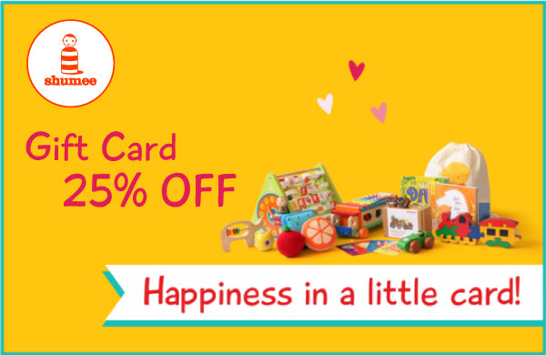 Shumee e-Gift Card (25% OFF on orders above ₹1000)