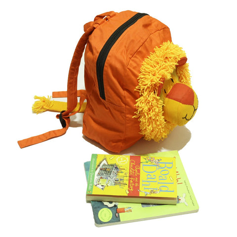 Eco Friendly Goldie The Lion Cotton Bag