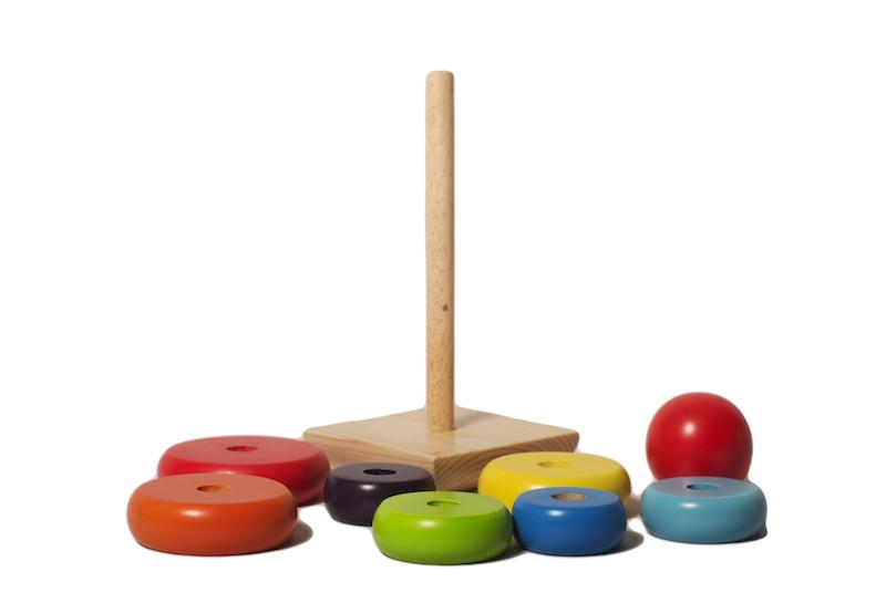 Rainbow Stacker - Shumee