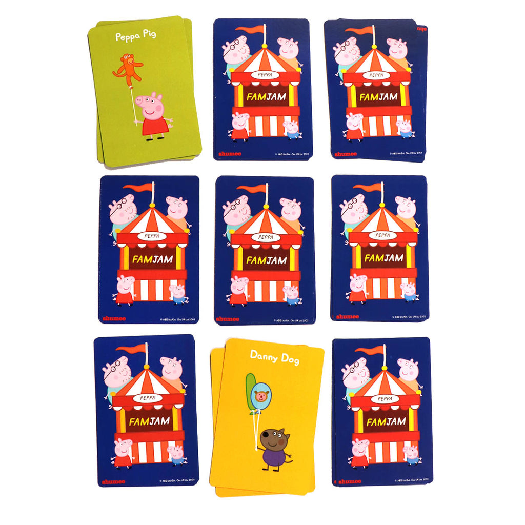 Peppa Pig FamJam Card Game