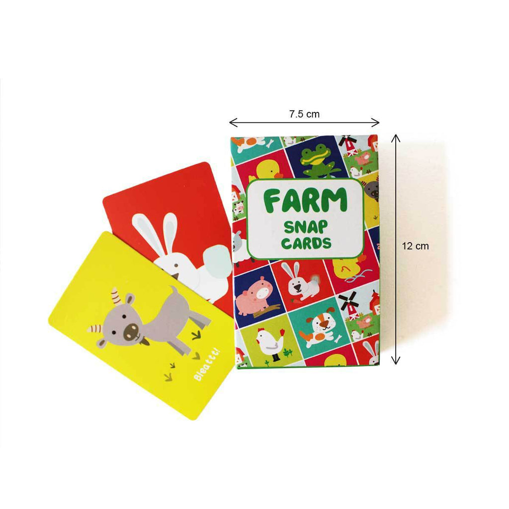 Farm-Glen Snap Cards