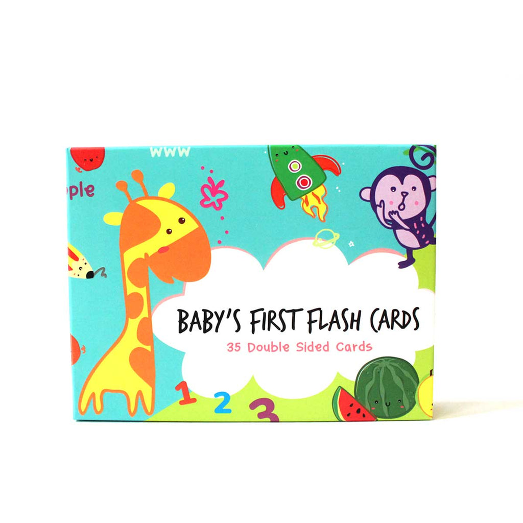 Baby's First Flash Cards
