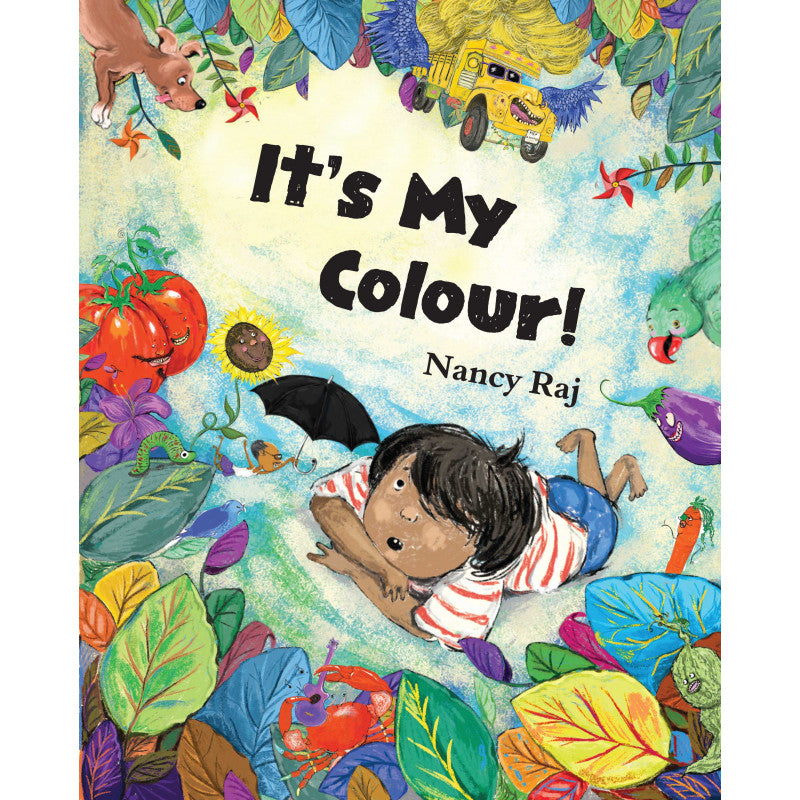It's My Colour! (English)- Author: Nancy Raj