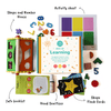 Box of Learning | Activity Toys Box For 1 Year Old Online - Shumee