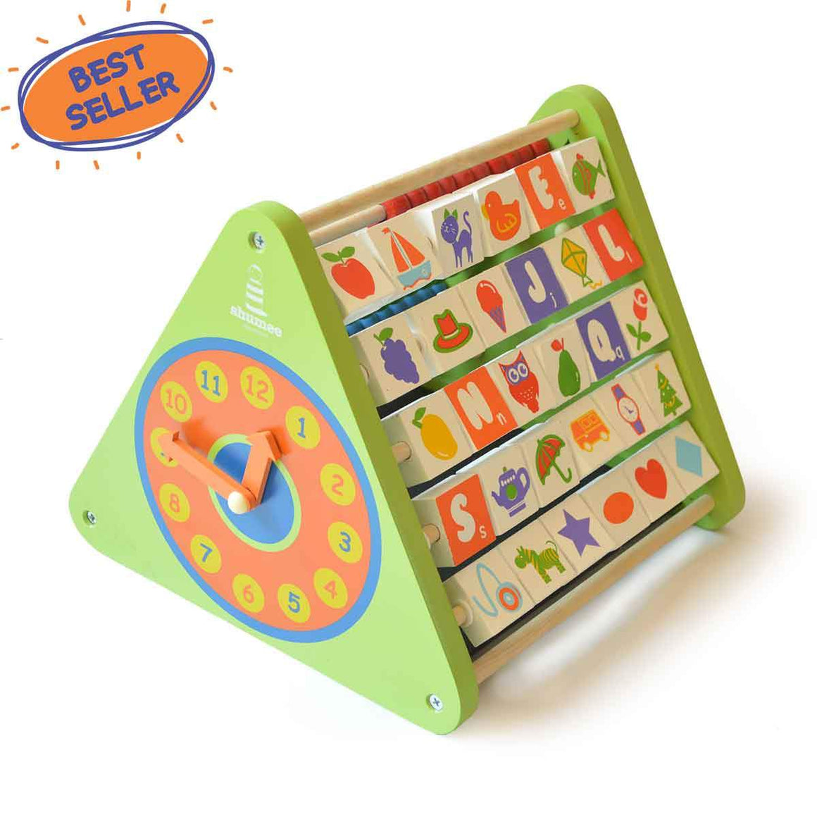 Shumee Activity Triangle | Triangle Shape Activity | Free Shipping