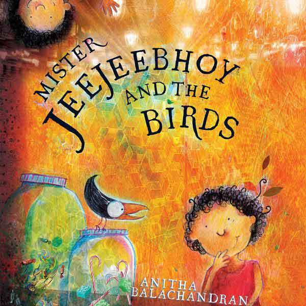 Mister Jeejeebhoy and the Birds | Free Shipping - Shumee