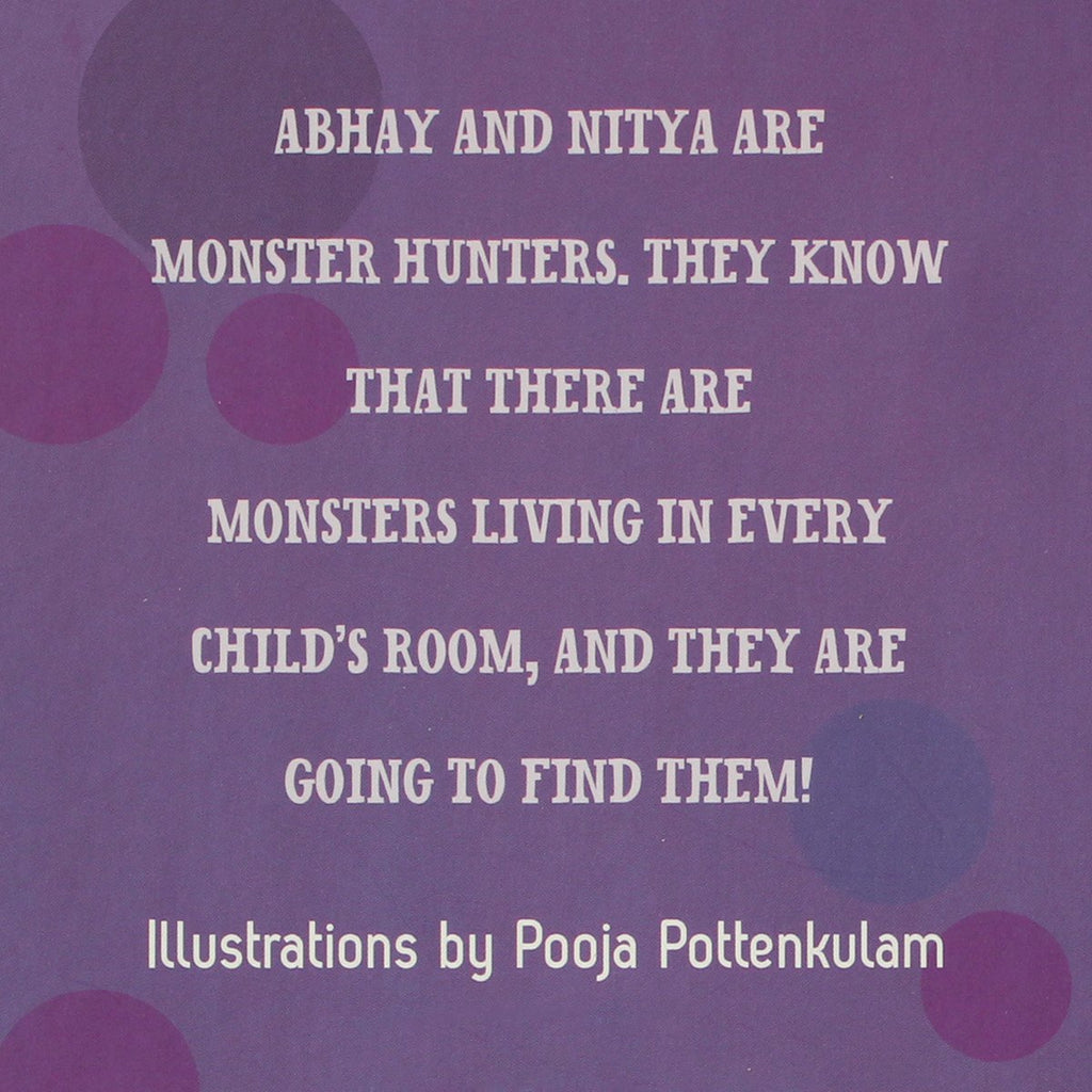 The Monster Hunters - by Parinita Shetty