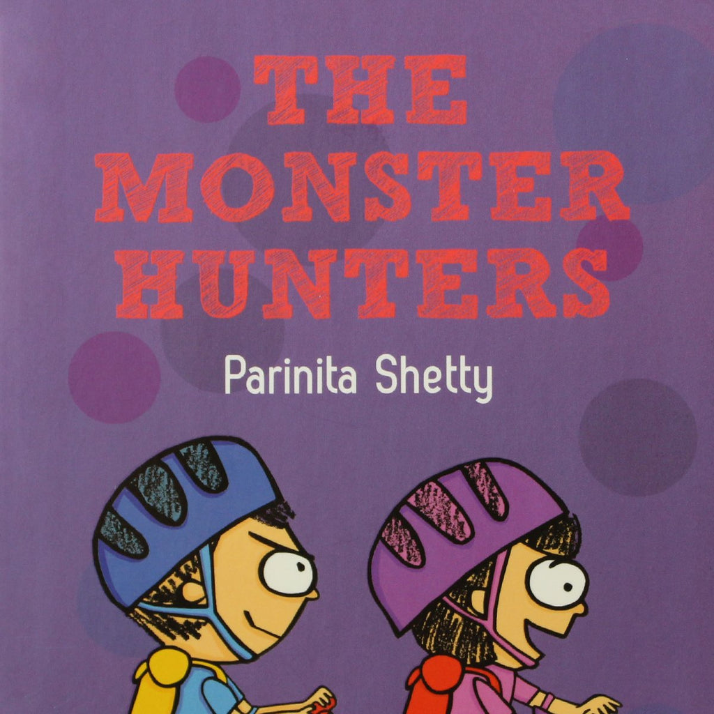 The Monster Hunters - by Parinita Shetty | Free Shipping - Shumee