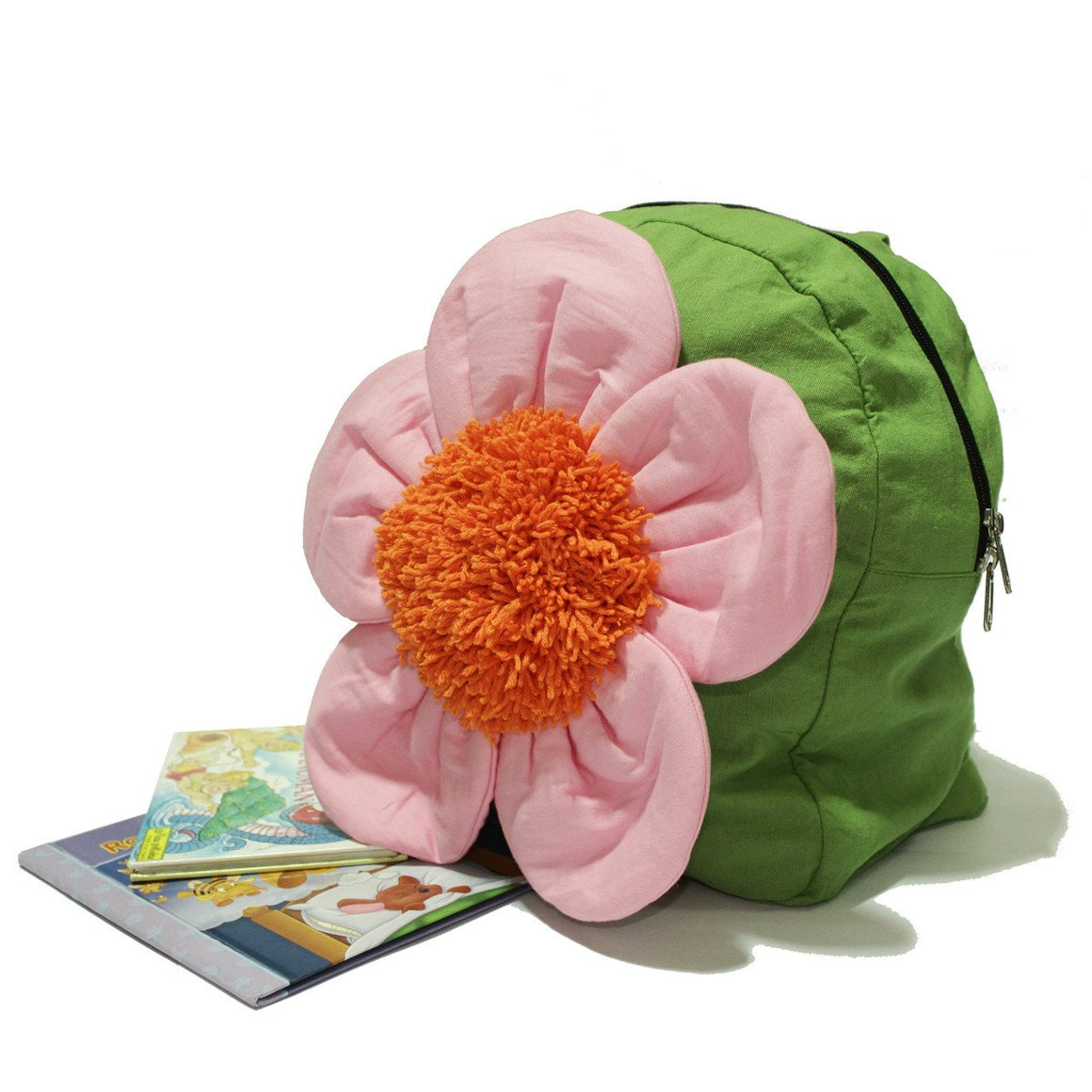 Jazzy the Flower - Bag for Little Treasures