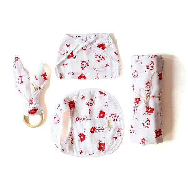 Organic Baby Products Set - Chick-a-luck | Free Shipping - Shumee