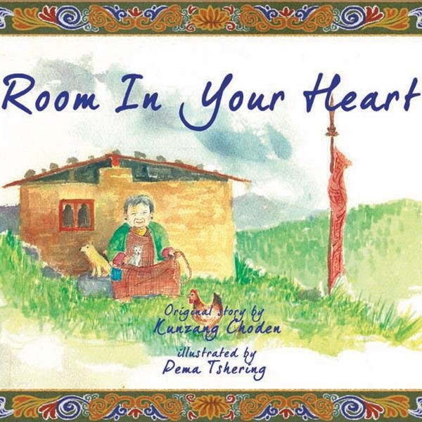Room In Your Heart - by Kunzang Choden | Free Shipping - Shumee
