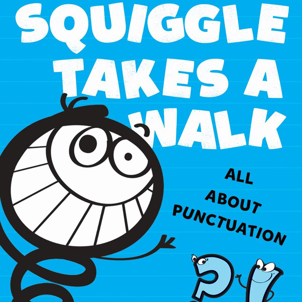 Squiggle Takes a Walk - By Natasha Sharma | Free Shipping - Shumee