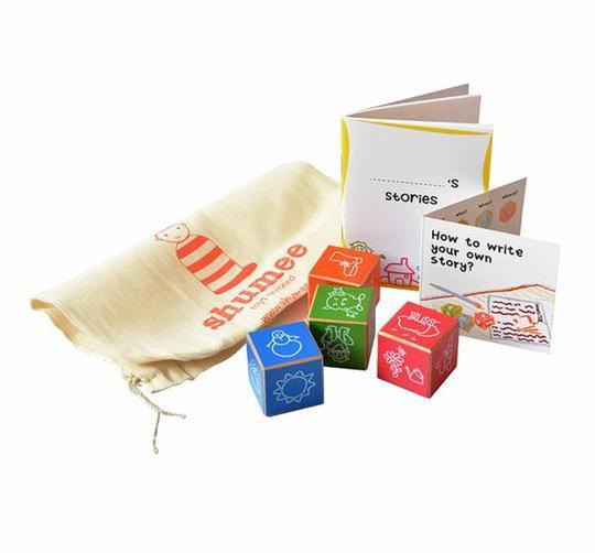 Tell-me-a-Story Cubes