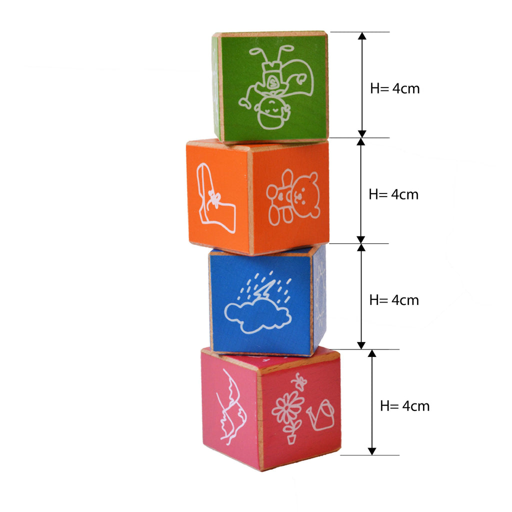 Tell-me-a-Story Cubes - Shumee