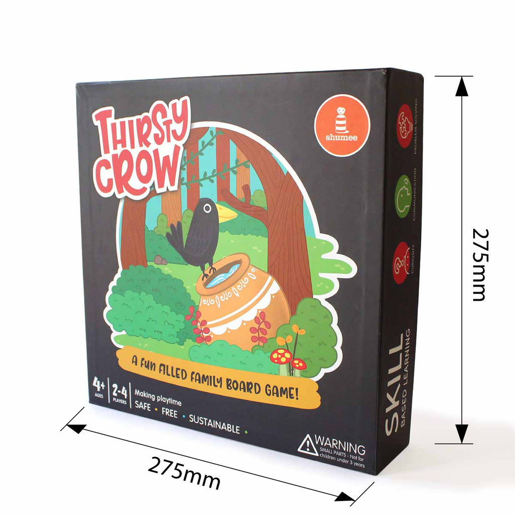 Shumee Thirsty Crow Board Game