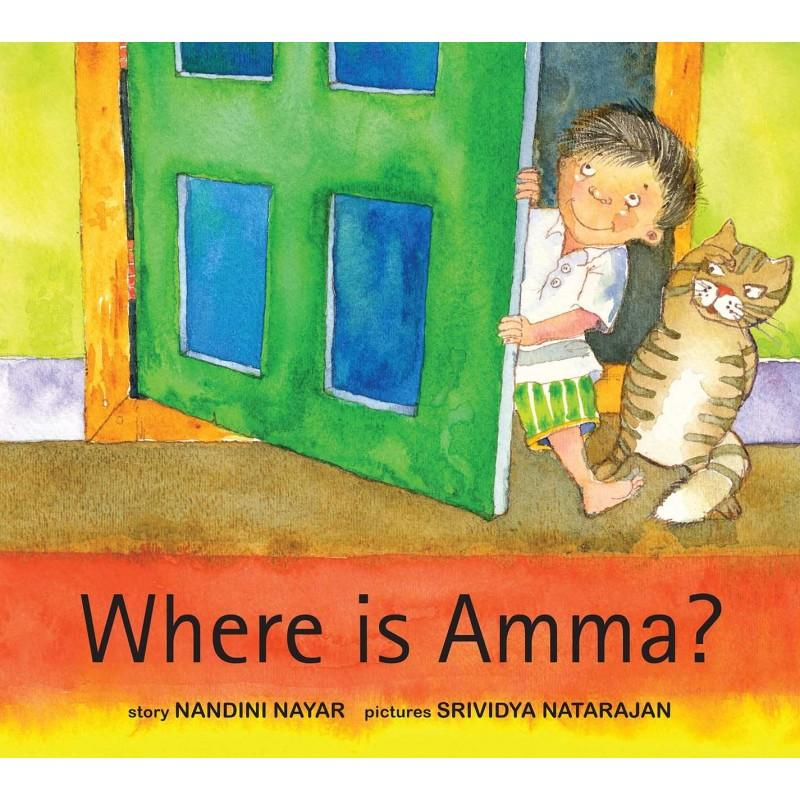 Where Is Amma? | Free Shipping - Shumee