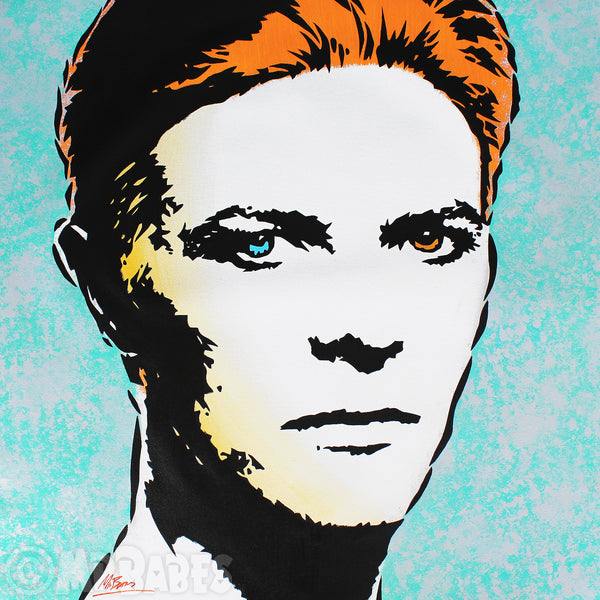 """David Bowie: The Man Who Fell To Earth"""