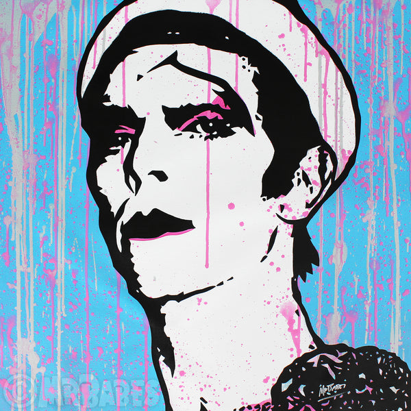 """David Bowie: Pierrot (Ashes To Ashes)"""