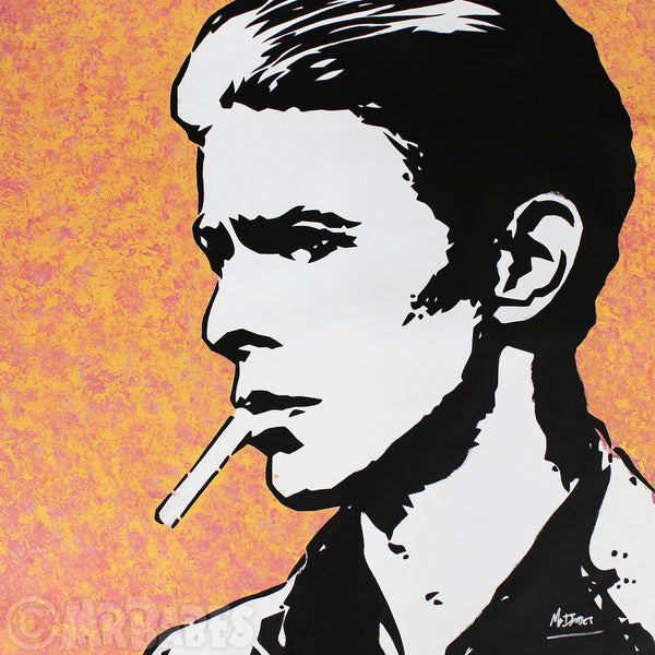 """David Bowie: The Thin White Duke"""