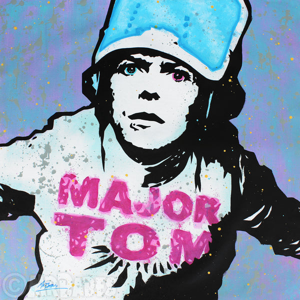 """David Bowie: Major Tom"""