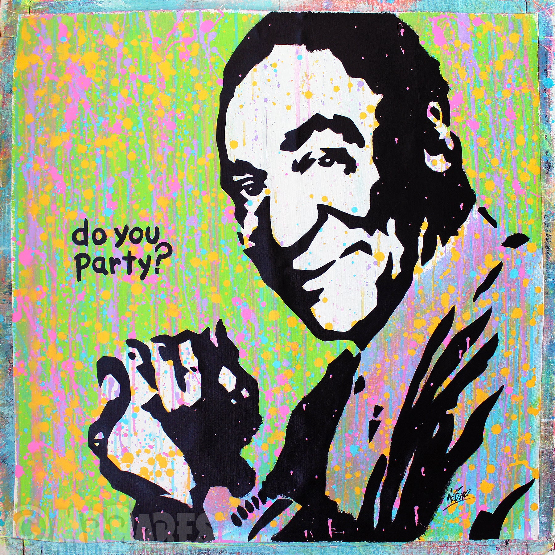 """Bill Cosby (Do You Party?)"""