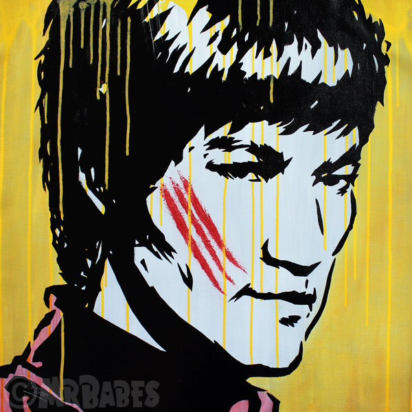 """Enter The Dragon: Bruce Lee"""
