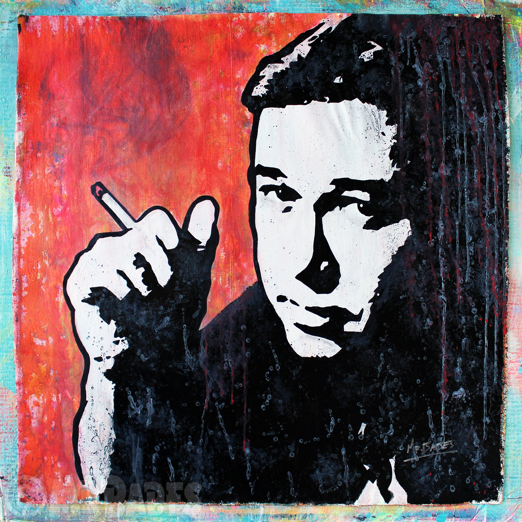 """Bill Hicks"""
