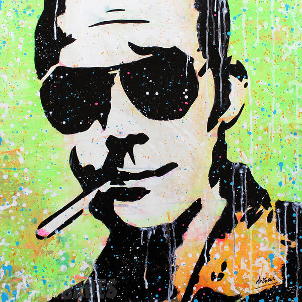 """Hunter S. Thompson"""