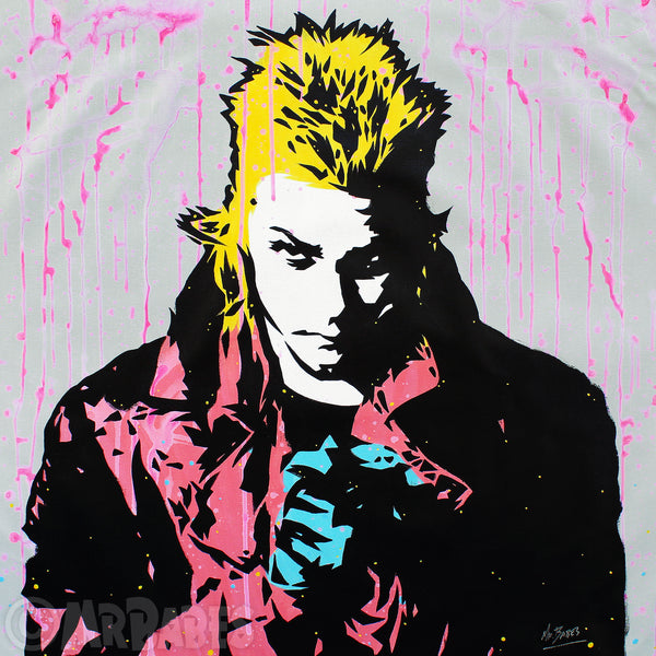 """The Lost Boys: David (Kiefer Sutherland)"""