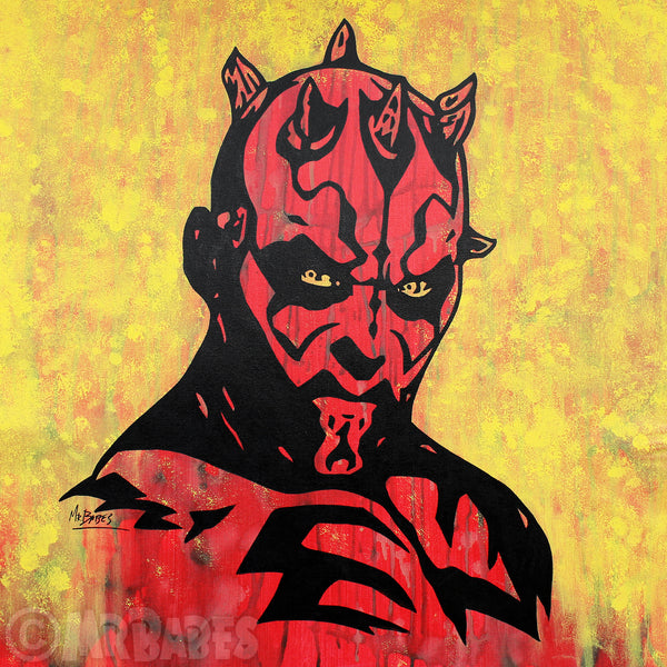 """Star Wars: Darth Maul"""