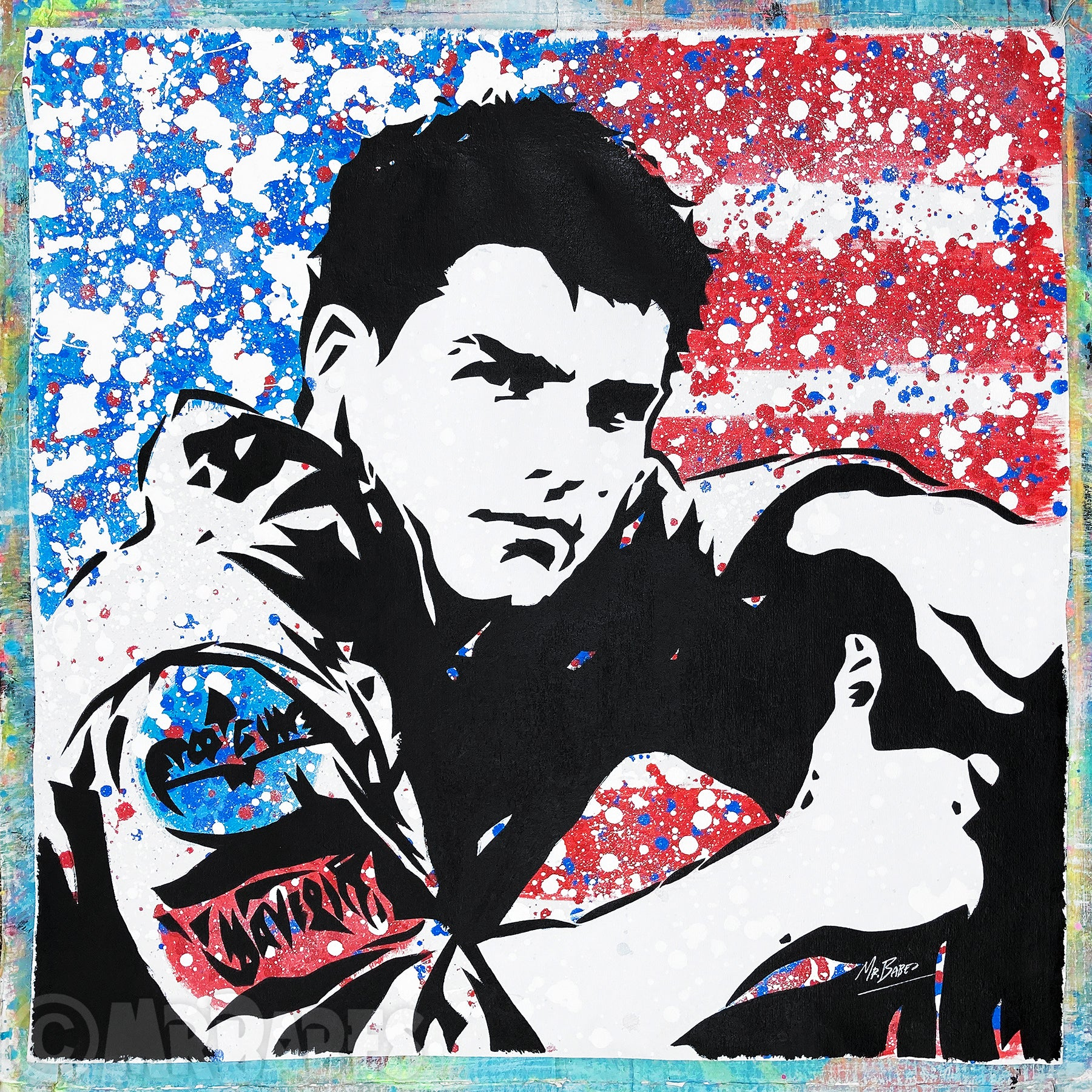 """Top Gun: Maverick (Tom Cruise)"""