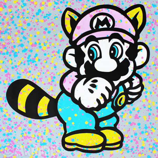 """Super Mario (Raccoon)"""