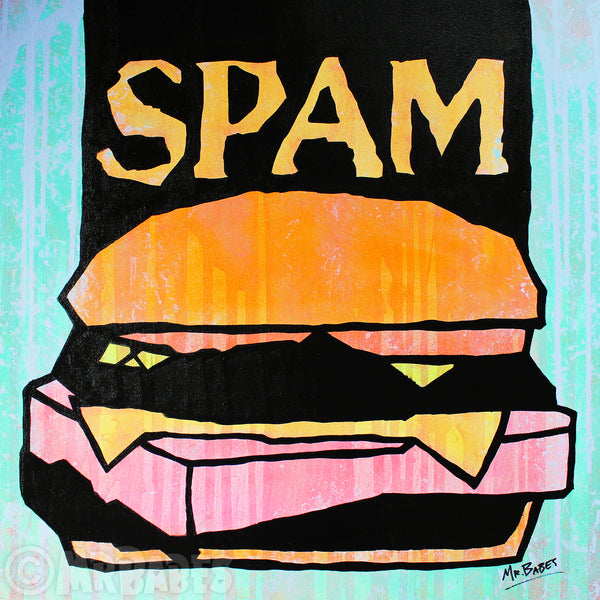 """Spam"""