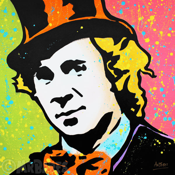 """Willy Wonka (Gene Wilder)"""