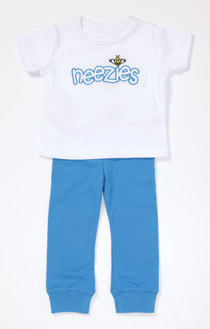 Neezies Two-Piece Set (Azure)