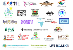 Our Charity Partners Include