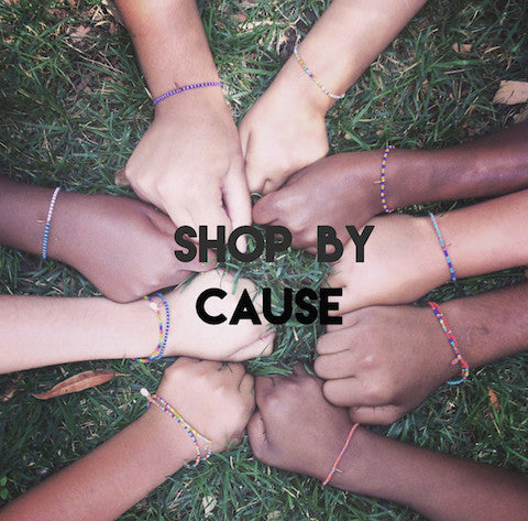 Shop by Cause