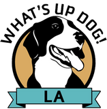 What's Up Dog LA Logo
