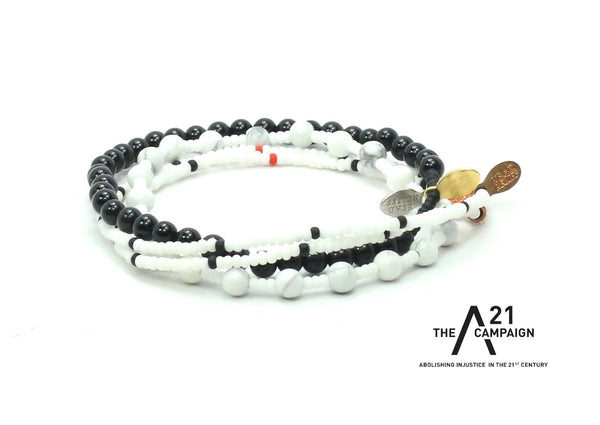 A21 Campaign Bracelet Combo Stack - Bead Relief